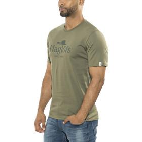 Haglöfs Camp Camiseta Hombre, sage green